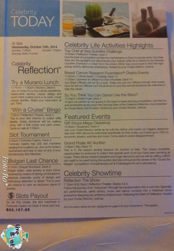 2014/10/15 Navigazione -  Celebrity Reflection-30foto-celebrity-reflection-navigazione-diretta-liveboat-crociere-jpg