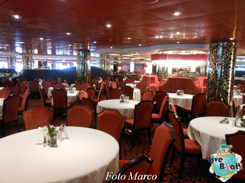 Ristorante Panoramico Villa Rossa - Msc Divina-73foto-liveboat-msc-divina-jpg