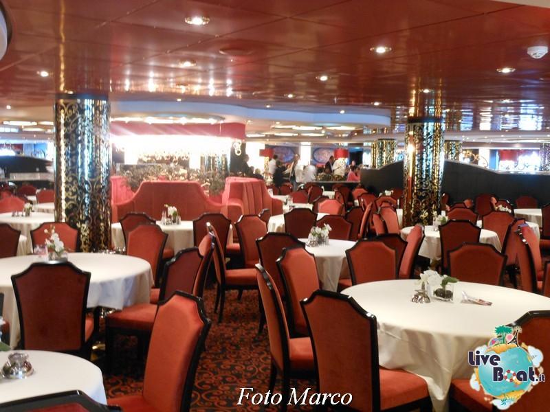Ristorante Panoramico Villa Rossa - Msc Divina-83foto-liveboat-msc-divina-jpg
