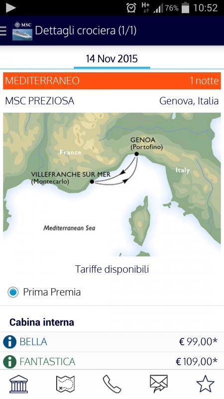 "2015/11/14 Msc preziosa ""minicrociera""-uploadfromtaptalk1427387961231-jpg"