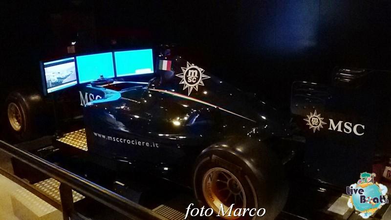Simulatore di formula 1 e cinema 4d di Msc Divina-86foto-msc_divina-liveboat-yacht_club-jpg