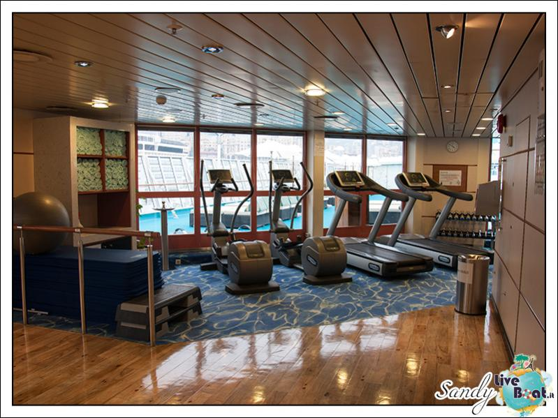 M/S Artania - Palestra-liveboat-phoenix-reisen-gym-01-jpg