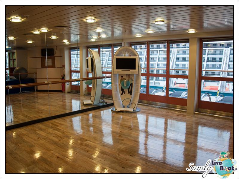 M/S Artania - Palestra-liveboat-phoenix-reisen-gym-06-jpg