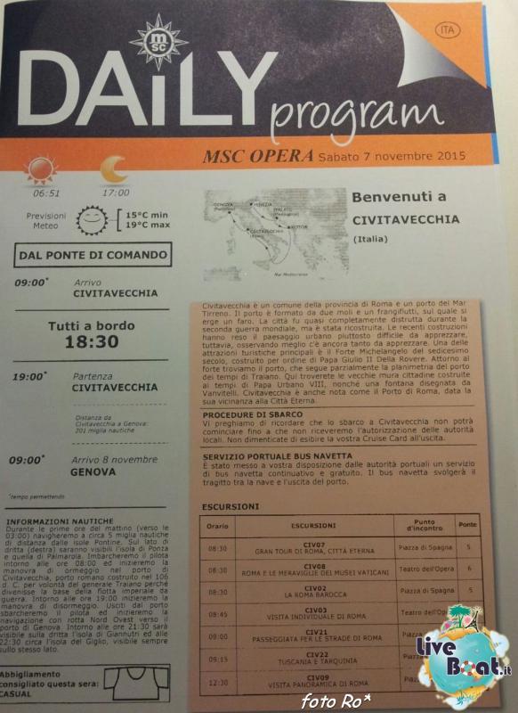2015/11/07 Msc Opera Civitavecchia-1foto-liveboat-msc-opera-jpg