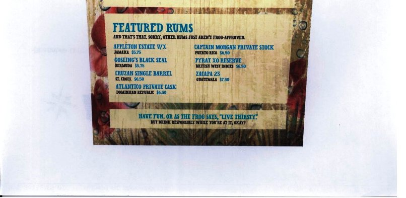 """Red Frog Rum Bar"" di Carnival Sunshine-carnival-sunshine-liveboat-02-jpg"