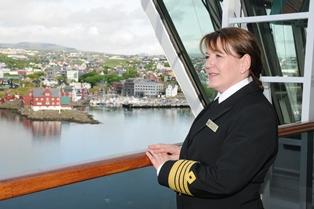 Captain Inger Olsen Takes Queen Victoria to Birthplace-captain-inger-olsen-jpg