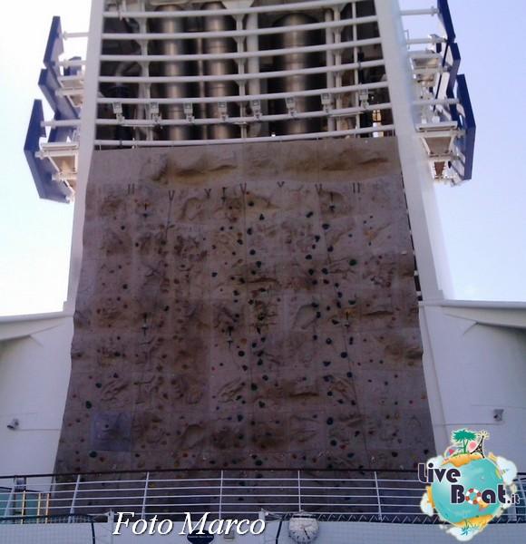 """Il """"Rock climbing wall"""" di Adventure ots-106foto-liveboat-adventure-ots-jpg"""