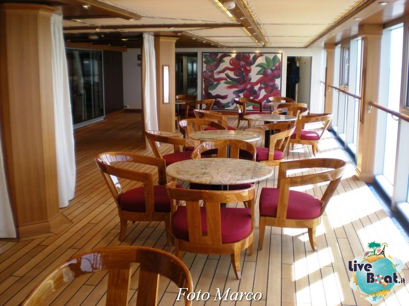 Buffet - self service Riviera-10foto-liveboat-riviera-oceania-jpg