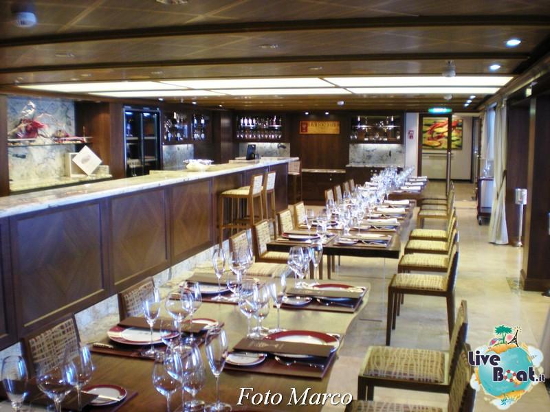 Buffet - self service Riviera-12foto-liveboat-riviera-oceania-jpg