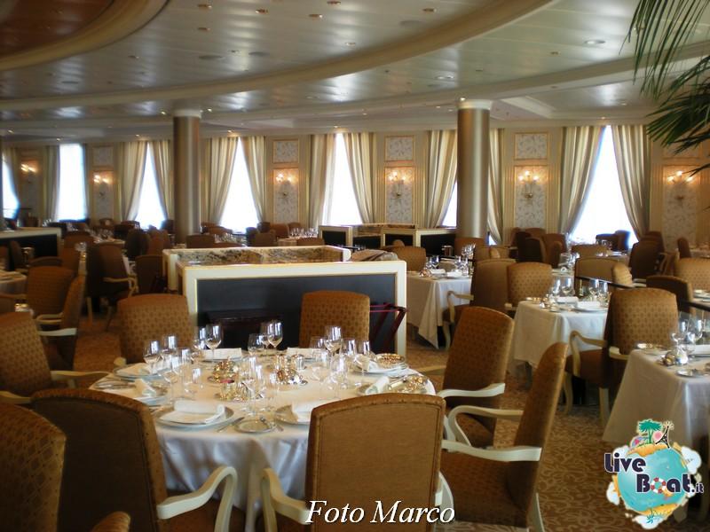 Il ristorante principale di Riviera-64foto-liveboat-riviera-oceania-jpg