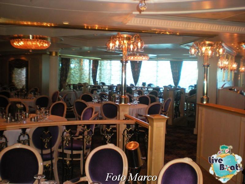 Il ristorante principale di Mariner ots-163foto-liveboat-mariner-ots-jpg