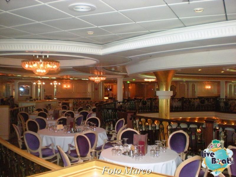 Il ristorante principale di Mariner ots-164foto-liveboat-mariner-ots-jpg