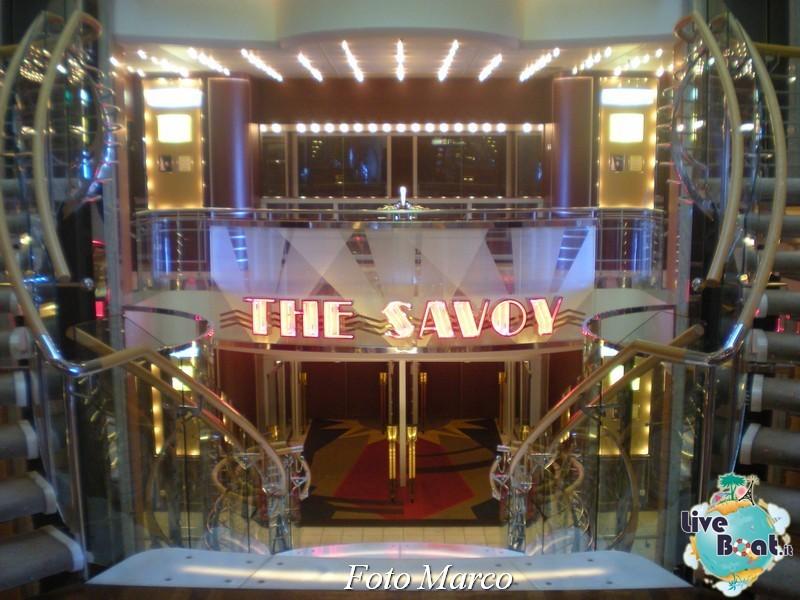 Il teatro Savoy di Mariner ots-246foto-liveboat-mariner-ots-jpg