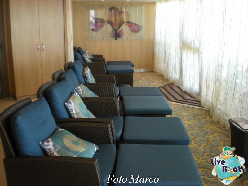 La spa e la palestra di Splendour-5foto-liveboat-splendour-ots-jpg