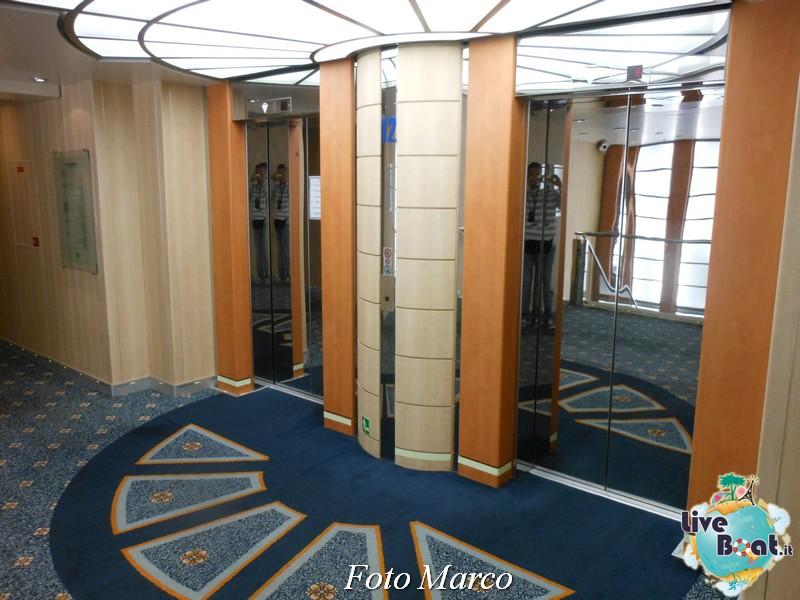 Corridoi e zona ascensori di Msc Armonia-122-msc-armonia-jpg