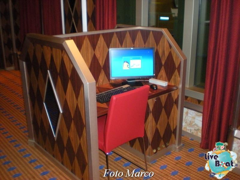 Internet Point di Costa Favolosa-117foto-liveboat-costa-favolosa-jpg