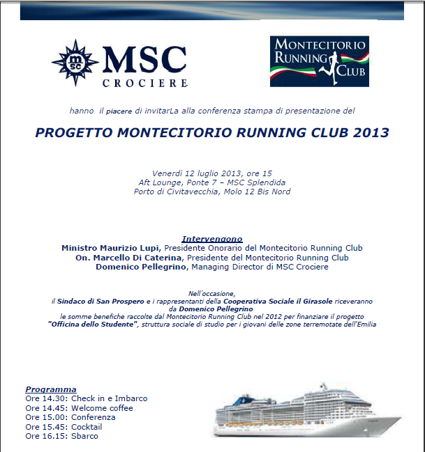 12/07/13 - MSC Splendida - Montecitorio Running Club 2013-splendida-png