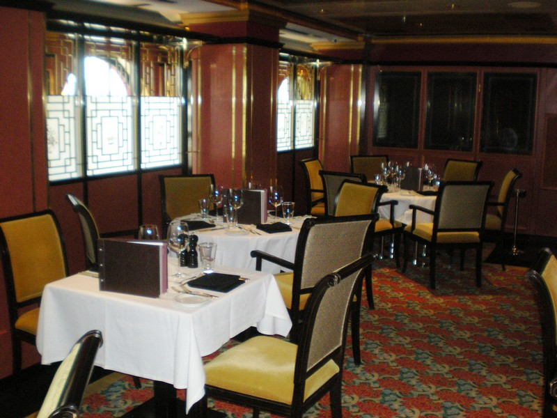 Cagney's Steakhouse - Norwegian Spirit-90foto-liveboat-norwegian-spirit-jpg