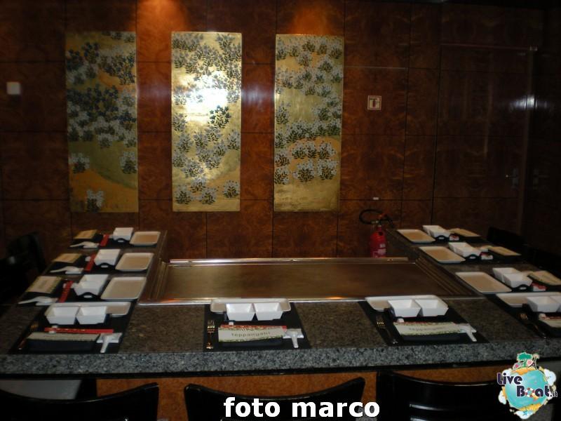 Shogun Asian Restaurant and Sushi Bar - Norwegian Spirit-112foto-liveboat-norwegian-spirit-jpg