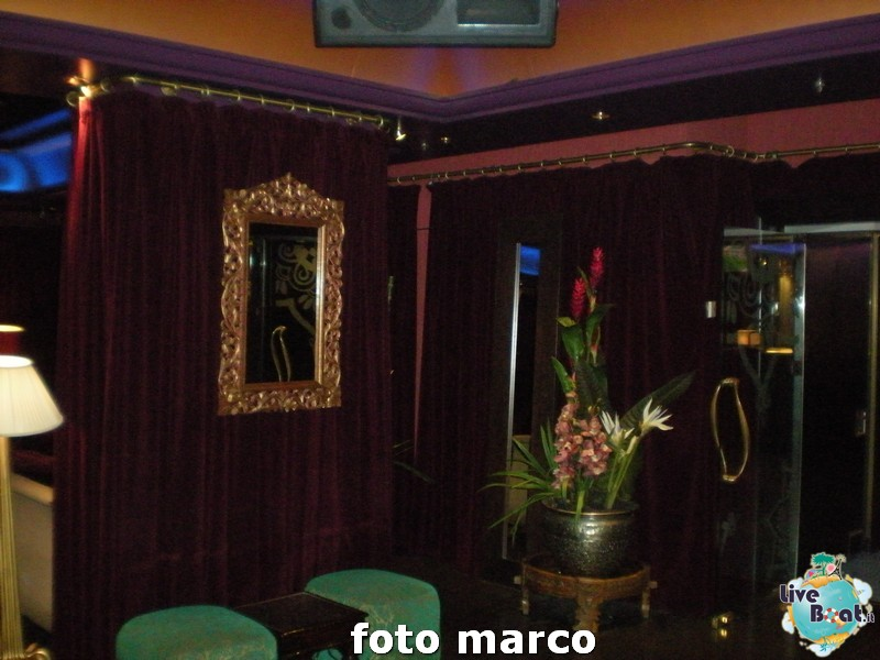 Maharini's Nightclub and Lounge - Norwegian Spirit-128foto-liveboat-norwegian-spirit-jpg