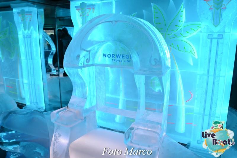L'ice bar di Norwegian Getaway-03foto-norwegian-getaway-crociera-inaugurazione-liveboat-ultimategetaway-jpg