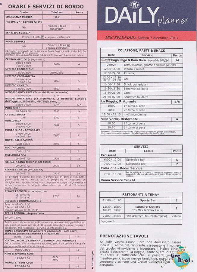 Msc SPLENDIDA - Med. Occidentale, 07/12/2013 - 14/12/2013-msc_splendida_daily_07-12-2013-03-jpg