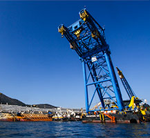 The Parbuckling Project Costa Concordia removal-documenta-jpg