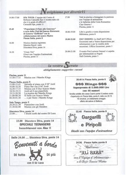 Costa Romantica - Tunisia Baleari Provenza - 19/26.09.1999-01-2-jpg