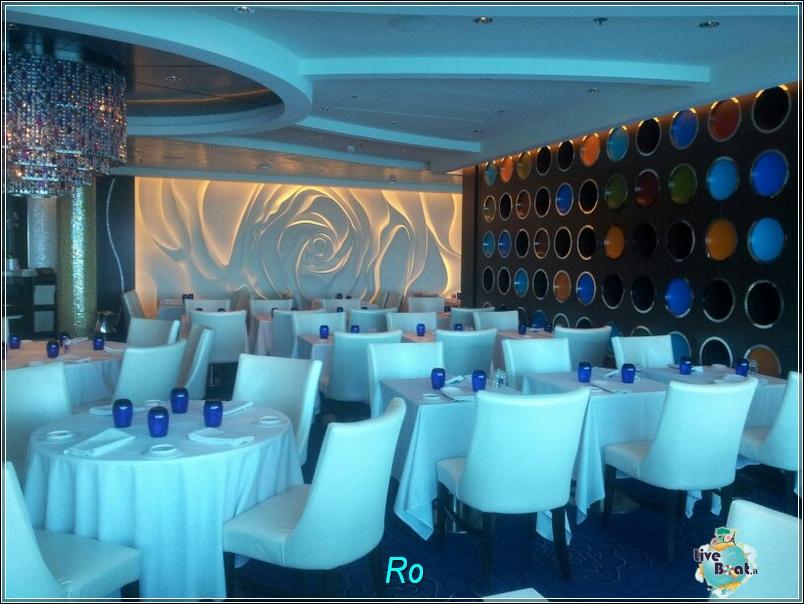 """Re: Il ristorante """"Blu"""" di Celebrity Reflection-foto-celebrityreflection-direttaliveboat-crociere-2-jpg"""