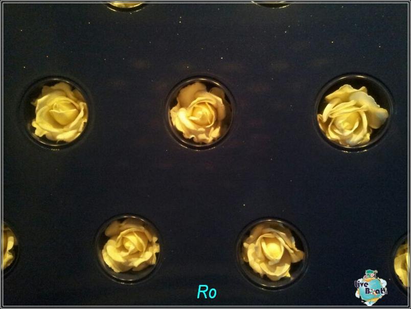 """Re: Il ristorante """"Blu"""" di Celebrity Reflection-foto-celebrityreflection-direttaliveboat-crociere-5-jpg"""