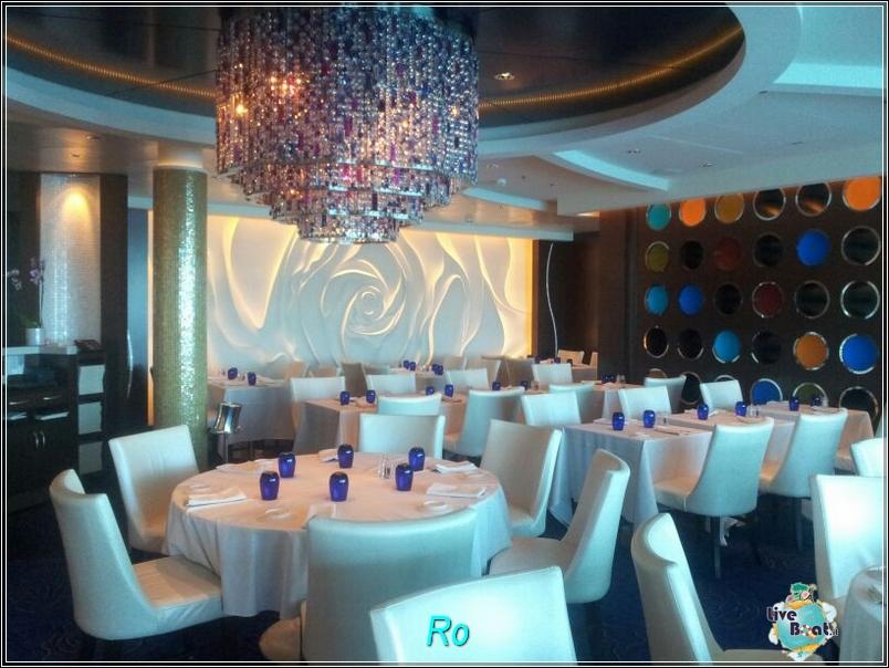 """Re: Il ristorante """"Blu"""" di Celebrity Reflection-foto-celebrityreflection-direttaliveboat-crociere-10-jpg"""