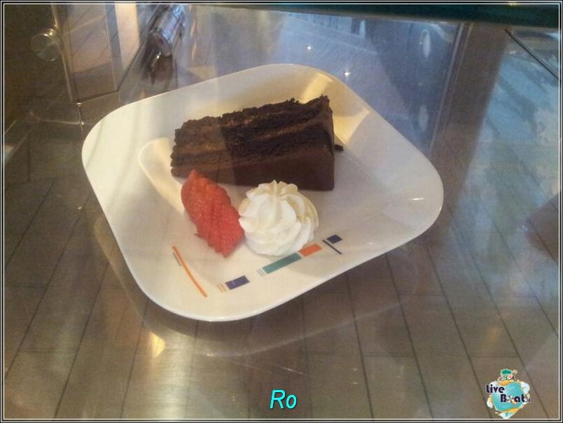 """Il ristorante """"Le Bistrot on five"""" di Celebrity Refleciton-foto-celebrityreflection-direttaliveboat-crociere-6-jpg"""