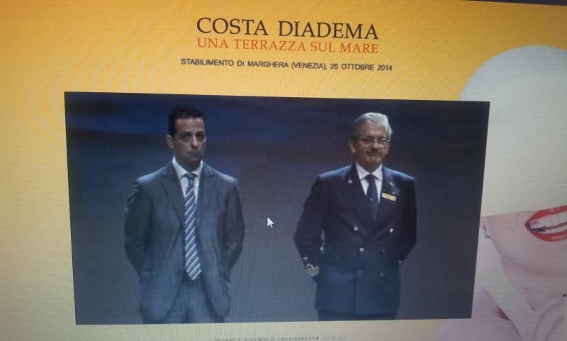 Consegna Costa Diadema (1)