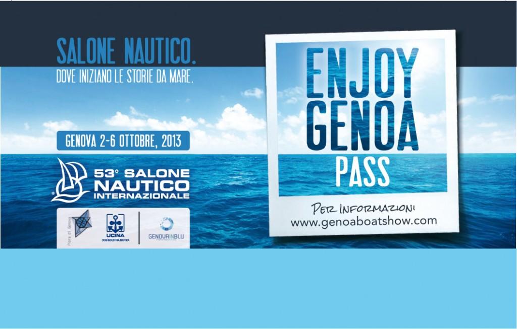 #EnjoyGenovaPass