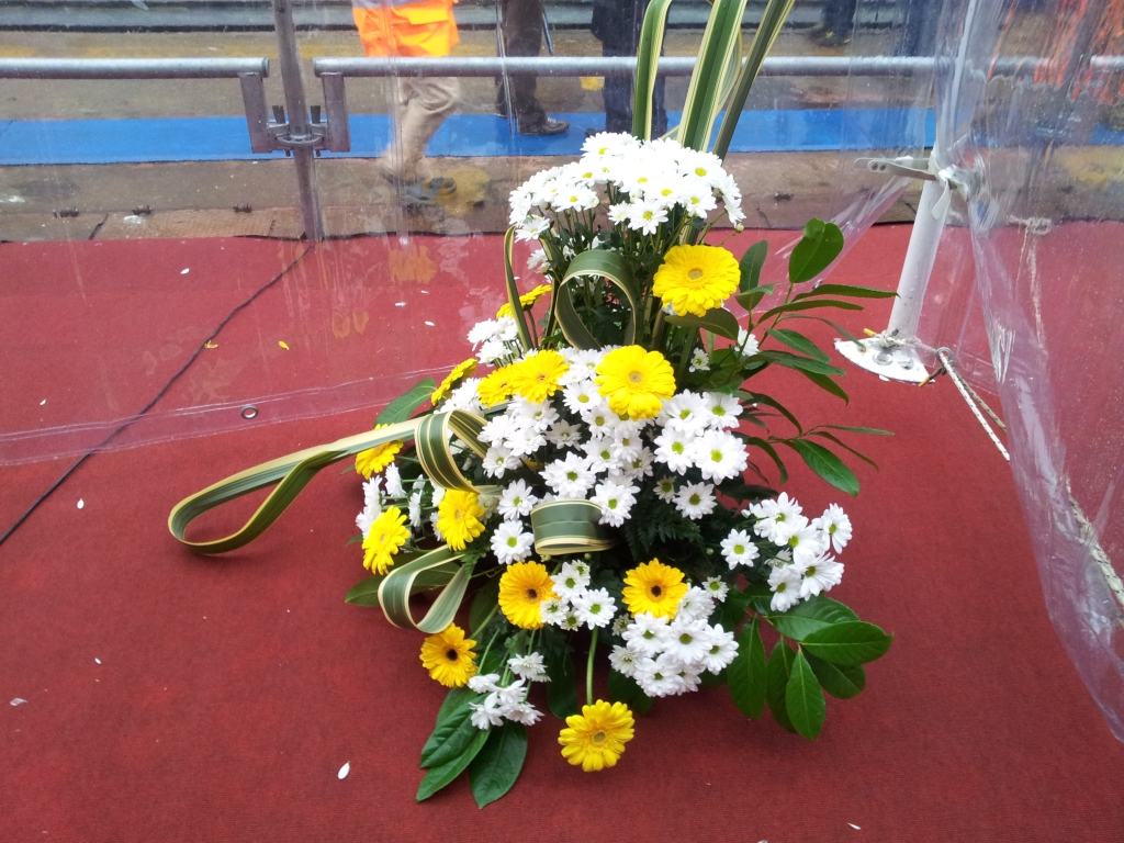Addobbi floreali Varo Diadema