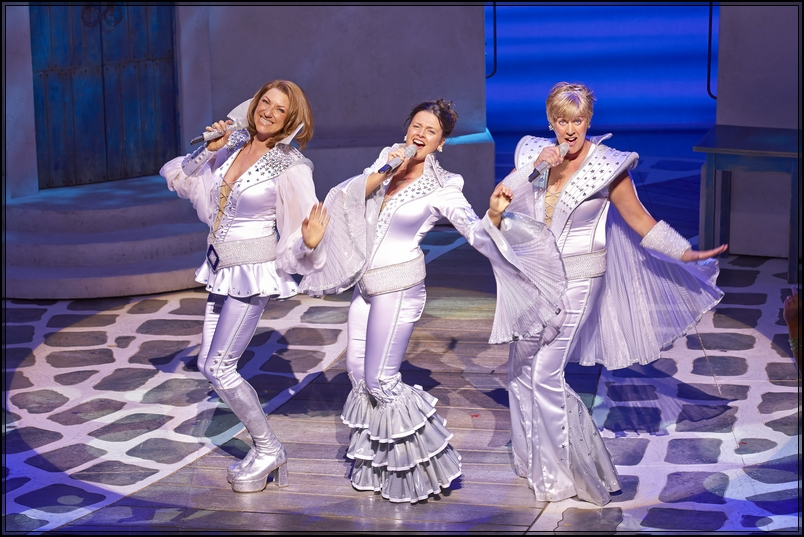 Musical Mamma Mia su Quantum of the seas