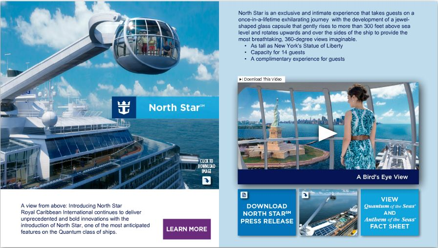 Anthem of the seas RCCL