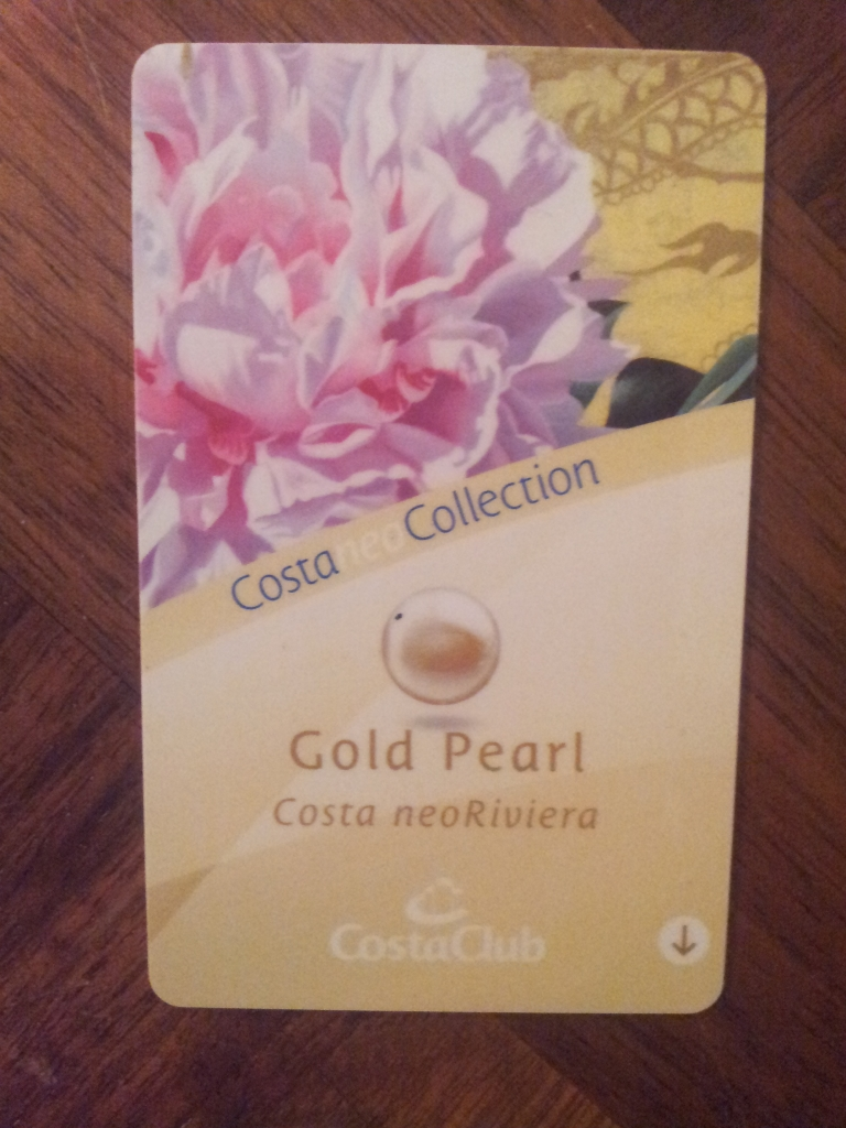 Carte Club Costa Crociere (1)