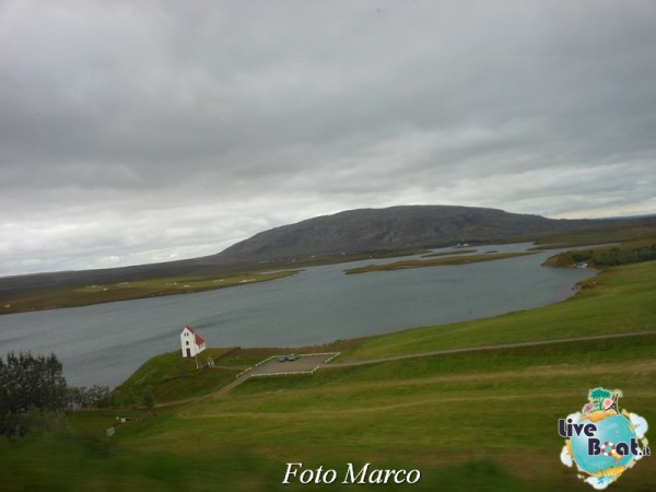 18 #liveboat #nord europa Rejkyavik -Islanda-