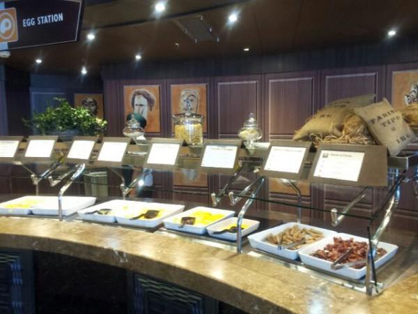 buffet Splendida