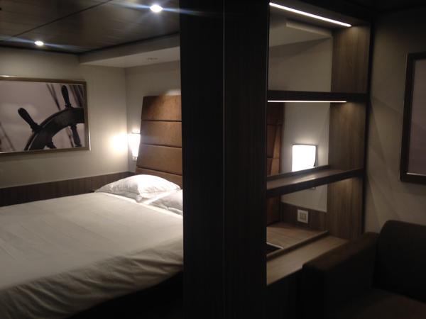 MSC Seaside foto cabine (6)