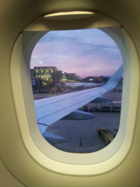 Volo Lufthansa