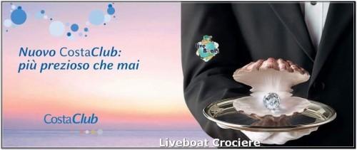 Novità Costa Club 2016
