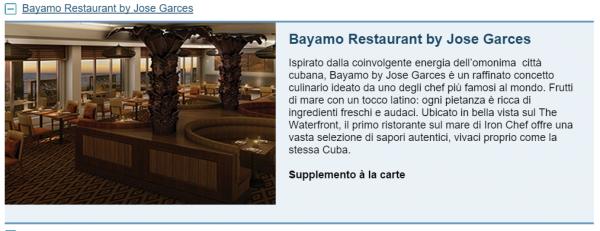Bayamo Restaurant by Jose Garces