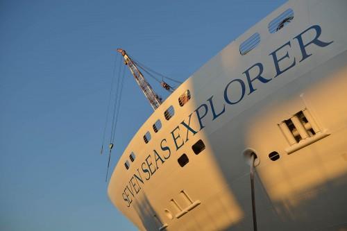 Seven seas Explorer, varo tecnico