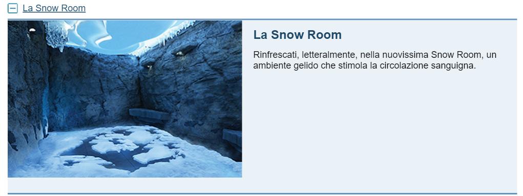 La Snow Room