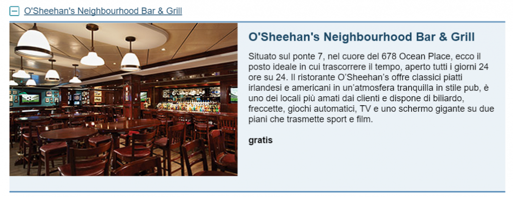O'Sheehan's Neighbourhood Bar & Grill