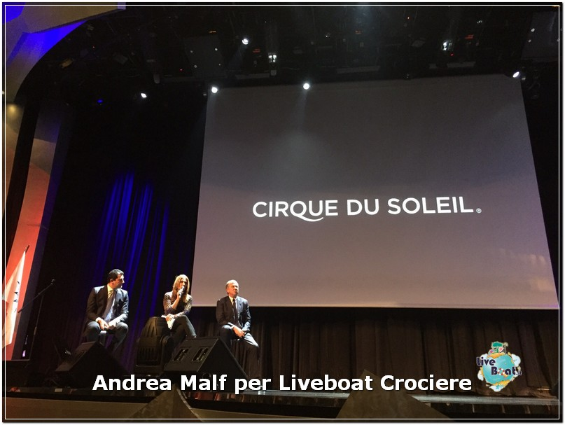 Le Cirque du Soleil a bordo delle navi MSC Crociere (6)