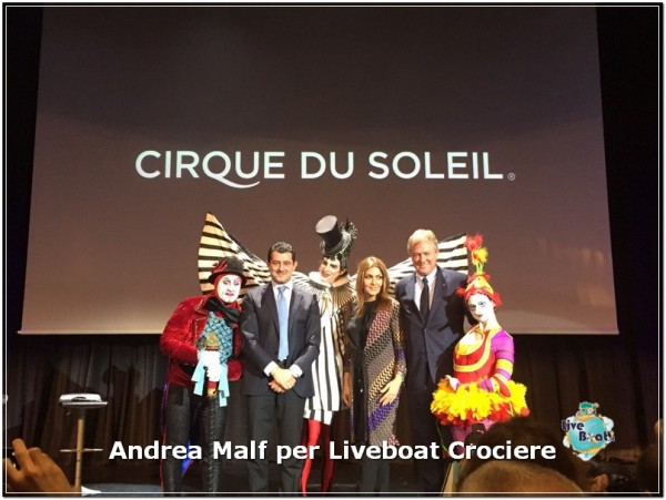 Le Cirque du Soleil a bordo delle navi MSC Crociere (7)
