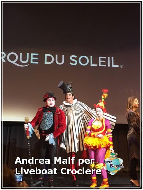 Le Cirque du Soleil a bordo delle navi MSC Crociere (8)